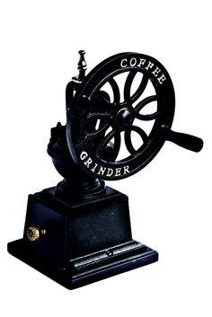 SIMPLEcastle — Vintage Coffee Grinder Big Size