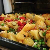 Potato Salad, Food To Make, Gnocchi, Menu, Potatoes, Cooking Recipes, Vegan, Dinner, Ethnic Recipes