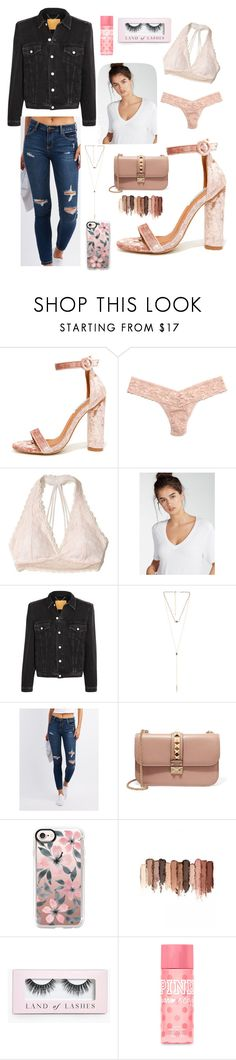"""""""Cozy"""" by lizzmcqueen ❤ liked on Polyvore featuring Cape Robbin, Hanky Panky, Hollister Co., Express, Balenciaga, 8 Other Reasons, Cello, Valentino, Casetify and tarte"""