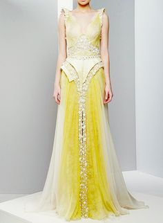 Ziad Nakad Couture Summer/Spring 2013