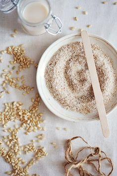 DIY: Anti-Aging Rice Milk Cleanser   http://hellonatural.co/diy-rice-milk-cleanser-secrets-natural-japanese-beauty/