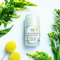 Přírodní bezsodý deodorant Citronová meduňka (velký) Biorythme - Krásná Každý Den Deodorant, Lemon