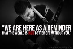 Frank Iero (Guitarist for Alt. Rock band My Chemical Romance)