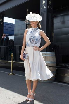 Spring Racing Carnival inspiration...Street style #StakesDay2014