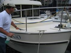 Boats require cleaning just like everything else worthwhile owning in life. We provide tips to clean every part of your boat to make it showroom worthy.