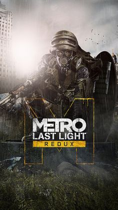 Metro: Last Light Redux iPhone 5 Wallpaper | huw beynon | Flickr