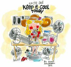 Blond Amsterdam - Keep it cool