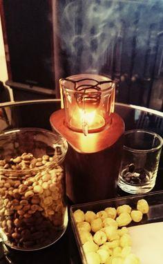 Coffee Candle, Candles, Home Decor, Decoration Home, Room Decor, Candy, Candle Sticks, Home Interior Design, Home Decoration