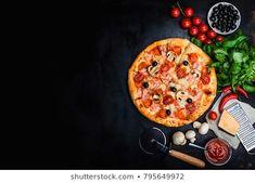 Pizza Logo, Pizza Menu, Traditional Italian Pizza, Comida Pizza, Mozzarella, Grilled Pizza, Buffalo Cauliflower, Food Truck, Gourmet