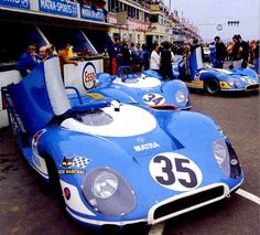 Photo of the Day: Le Mans - Matra - Motorsport Retro Nascar, Sports Car Racing, Sport Cars, Auto Racing, Drag Racing, Sport En France, Rs6, Alpine Renault, Course Automobile