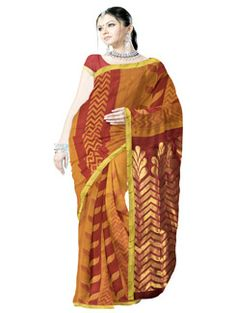 online party wear sarees are available at www.unnatisilks.com