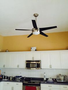 Home decorators collection reagan 52 led indoor brushed nickel home decorators collection windward iv 52 in brushed nickel ceiling fan 99963 at the home aloadofball Images
