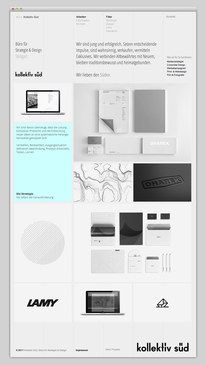 Designspiration, a wonderful collection of design inspirations.