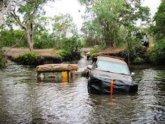 Robbiebago Adventures around Australia - latest trip to the Tip of Australia - Cape York