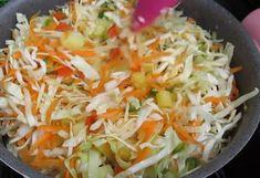 Υπέροχο πιάτο με λαχανικά χωρίς κρέας...κατάλληλο για αποτοξίνωση - Η Μαγειρική ανήκει σε όλους Food To Make, Cabbage, Vegetables, Cabbages, Vegetable Recipes, Brussels Sprouts, Veggies, Sprouts