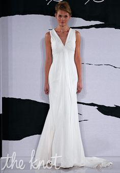 DB1103 by Dennis Basso For Kleinfeld.