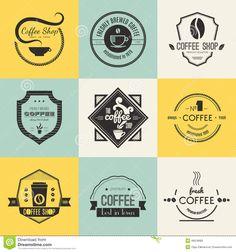 retro breakfast logo design - Google Search
