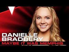 Danielle Bradbery - Maybe It Was Memphis - Studio Version - The Voice 2013