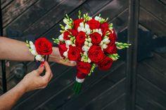 Znalezione obrazy dla zapytania bukiet ślubny