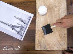 Transferir una fotografía a madera - Paso a Paso - Taringa!
