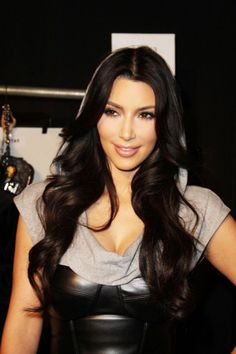 kim kardashian hair style trends. I'm going to have that hair style.