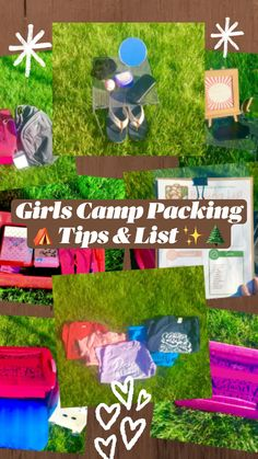 Camping Packing Hacks, Packing Tips, Secret Sister Gifts, Plastic Crates, Tent Decorations, Travel Items, Girls Camp, Bag Making, Keep It Cleaner