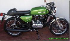 Die Maico EDEL-Md 250 von Richard X