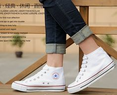 2015 spring and summer  high heels ankle boots men casual shoes increased the wedge heel wedge homem shoes high-top mixed