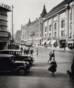 Der Admiralspalast in der Friedrichstraße.. 1928.. Komische Oper.. near Bahnhof Friedrichstraße