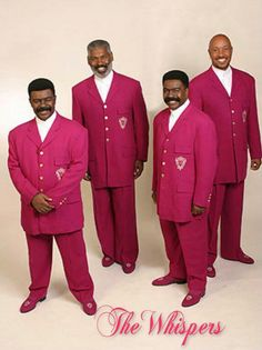 The Whispers ! yes....love their music.