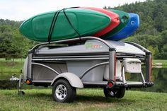 Pop Up Camper | SylvanSport GO Pop Up Camper for Outdoor Enthusiasts