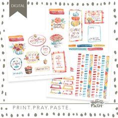 Oh So Grateful - Illustrated Faith Scripture Art, Bible Art, Mary And Martha, Hard Quotes, Faith Bible, Illustrated Faith, Sweet Words, Card Tags, Journal Cards