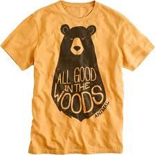Image result for all good in the woods shirt