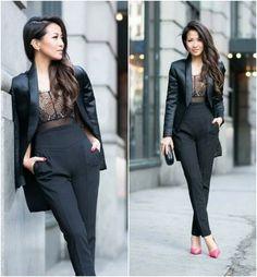 Tendência fashion: body de renda, para usar em sobreposição com blazer ou com moletom e jaqueta de couro se a pedida for um visual mais urbano.