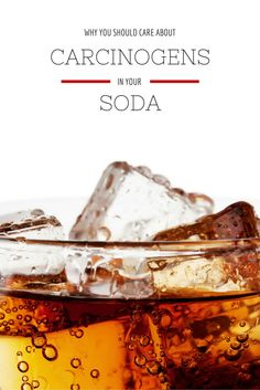Is your daily soda habit putting you at risk? #carcinogens