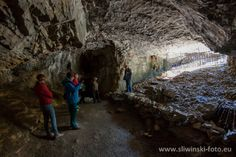 through geographer's eyes: Caves in Slovakia