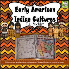 this nonfiction booklet is great to use when studying early american indian cultures or native american