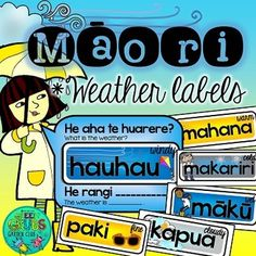 Add some colour to your wall display with these interchangeable Māori weather labels - simply cut out and laminate before letting your students change the word cards for you! Christmas Collage, 3d Christmas, Teaching Resources, Classroom Resources, Classroom Ideas, Waitangi Day, Memory Strategies, Weather Display, Bilingual Classroom
