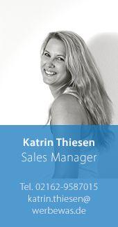 Katrin Thiesen – Sales Manager