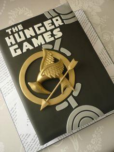 Hunger Games birthday cake by The Designer Cake Company, via Flickr