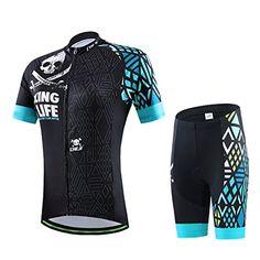 2016 CHEJI Women Bike Jerseys Shorts Sets Pro Cycling clothing Suits black  and green Team bicycle Shirts Jackets mtb Top bottom 5f91eb1ff