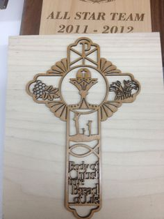 Cut on laser using scroll saw pattern as the example! Temporary Storage, Scroll Saw Patterns, Laser Engraving, Woodworking, Easter, Inspirational, Gift Ideas, Gifts, Presents