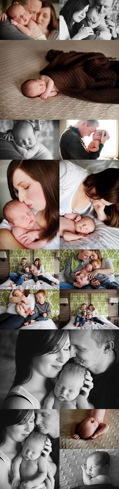 Beautiful images by Edmonton Newborn Photographer Kelsy Nielson.