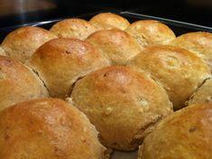Cottage cheese boller - 150 kalorier stk Cottage Cheese, Muffin, Baking, Breakfast, Blogging, Morning Coffee, Bakken, Muffins, Cupcakes
