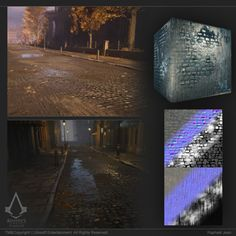 ArtStation - Assassin's Creed Syndicate: Ground, Raphael Jean