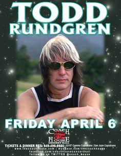 Todd Rundgren - Melbourne, FL