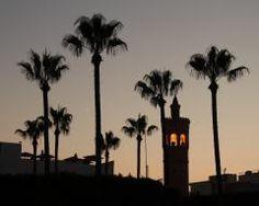 Mahdia Abendstimmung in der Medina
