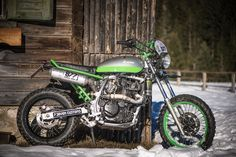 7seven kawasaki 26 Monster tracker   4 sale