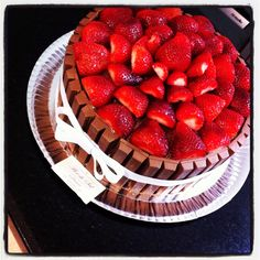 Kit kat strawberry cake, kit kat morango