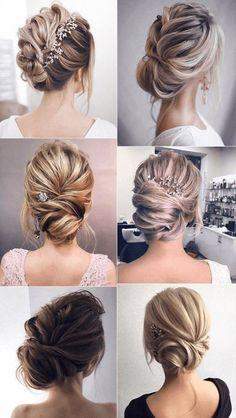 прически на свадьбу гостям на длинные волосы